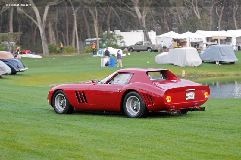 1962 Ferrari 250 GTO Image. Chassis number 4091GT. Photo ...