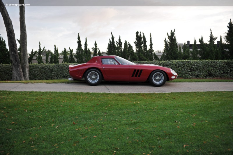 1962 Ferrari 250 Gto Image Chassis Number 4091gt Photo 141 Of 501