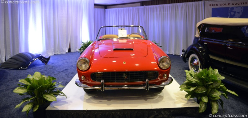 1962 Ferrari 250 GT Series II Cabriolet