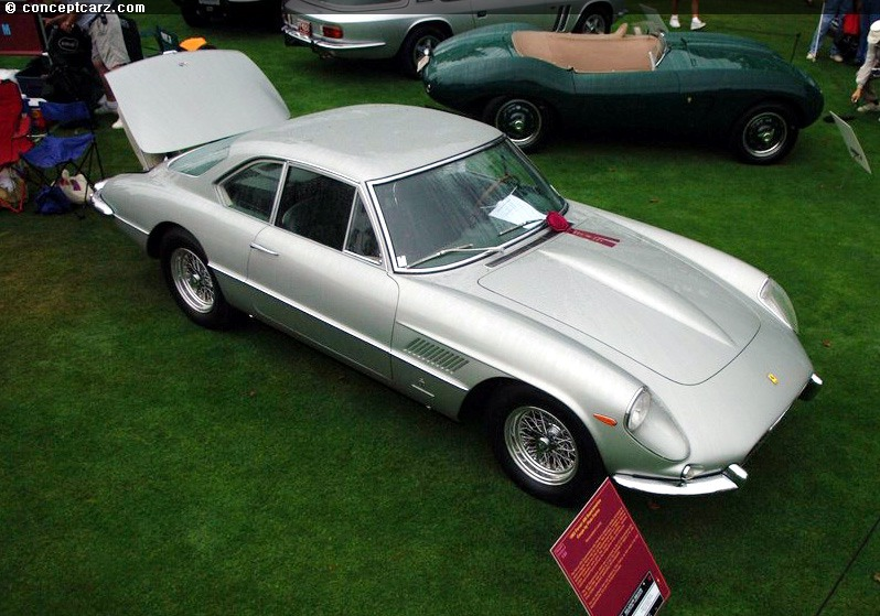 Late Sports Cars 1956-1969