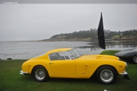 1962 Ferrari 250 GT SWB.  Chassis number 3337 GT