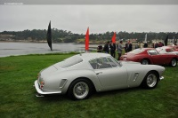 1962 Ferrari 250 GT SWB.  Chassis number 3963 GT
