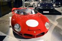 1962 Ferrari 268 image.