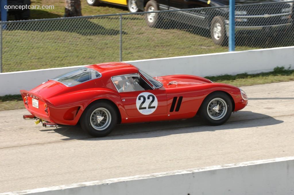 1962 Ferrari 250 GTO Image. Photo 461 of 491