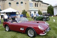 1962 Ferrari 250 GT California.  Chassis number 3293GT