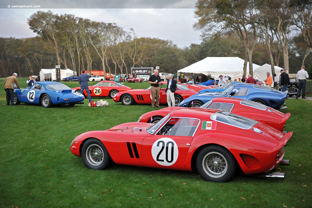 1963 Ferrari 250 Gto Conceptcarz Com
