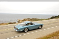 1963 Ferrari 250 GT Lusso.  Chassis number 4521