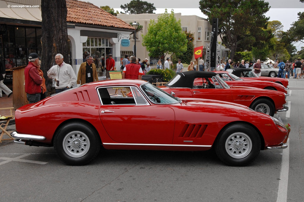 auction results and data for 1965 ferrari 275 gtb. Black Bedroom Furniture Sets. Home Design Ideas