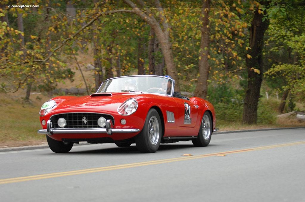 1963 Ferrari 250 Gt California Conceptcarz Com