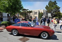 1963 Ferrari 250 GT Lusso.  Chassis number 5207