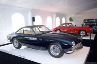 1963 Ferrari 250 GT Lusso.  Chassis number 4481