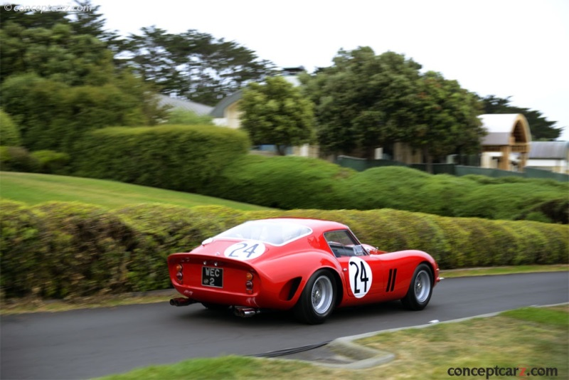 1963 ferrari 250 gto pictures history value research news. Black Bedroom Furniture Sets. Home Design Ideas