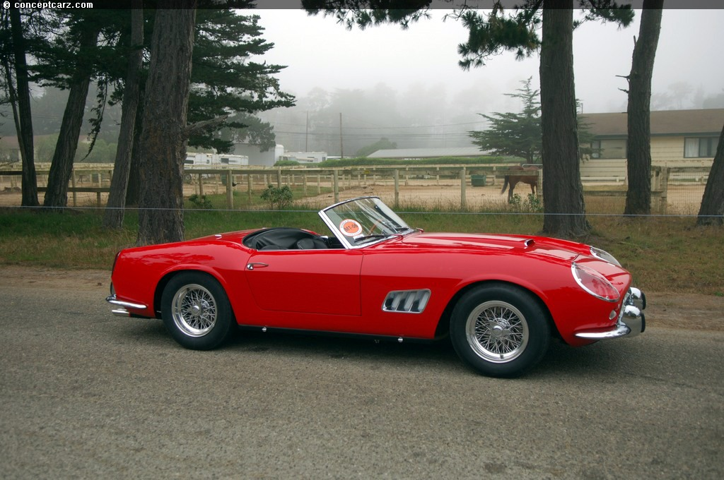 Auction Results And Sales Data For 1963 Ferrari 250 Gt California