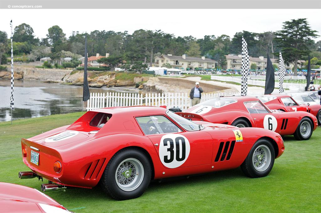 Ferrari 250 gto value