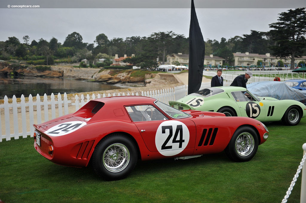Auction Results and Sales Data for 1964 Ferrari 250 GTO