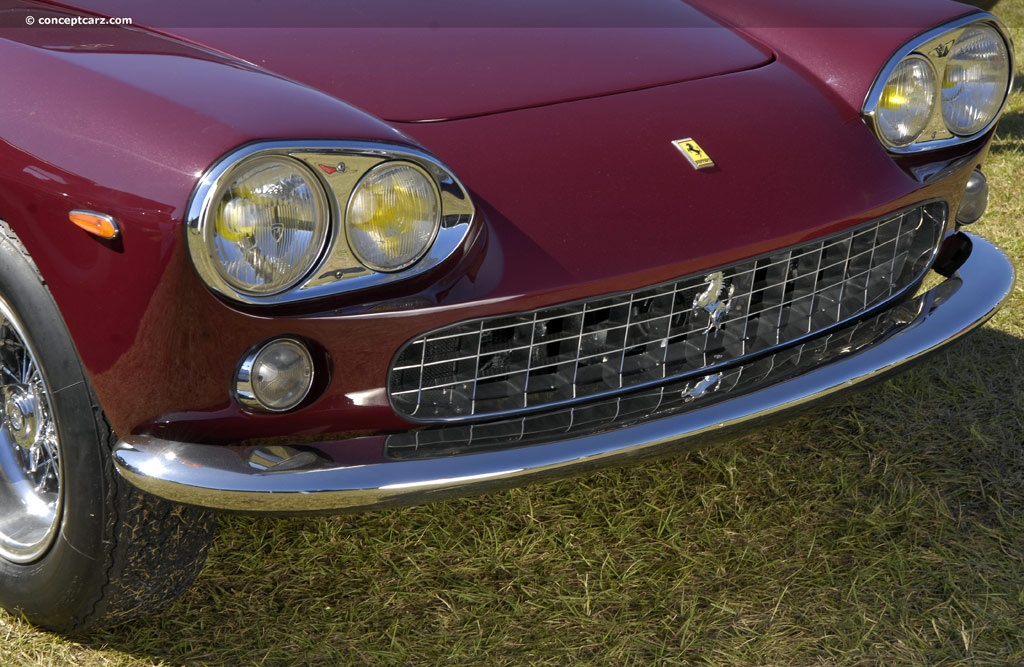 1964 Ferrari 330 Gt Image Chassis Number 6239gt