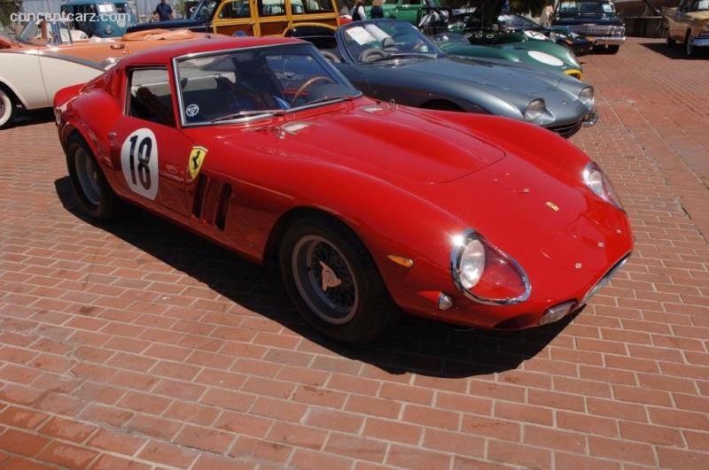 1964 Ferrari 250 Gto Chassis 5319gt