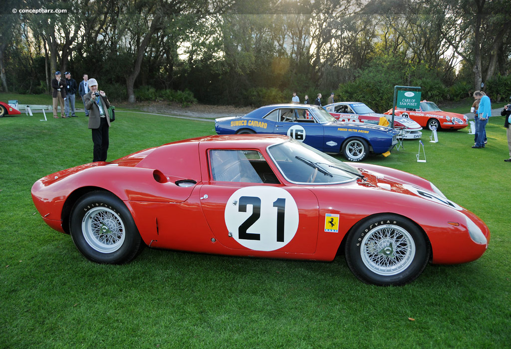 1965 ferrari 250 lm at the amelia island concours d 39 elegance. Black Bedroom Furniture Sets. Home Design Ideas