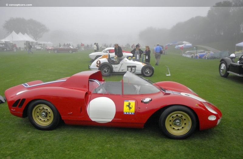 Ferrari 365 P2 Pictures And Wallpaper