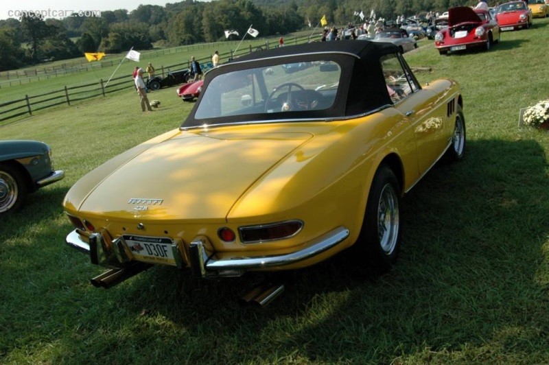 1965 Ferrari 275 GTS Pictures, History, Value, Research ...