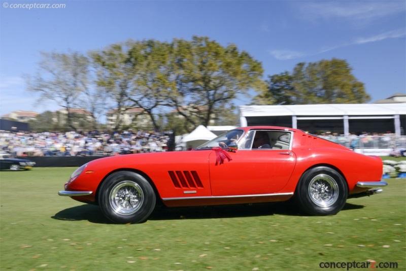 1966 Ferrari 275 GTB Image. Chis number 10649. Photo 15 of 68