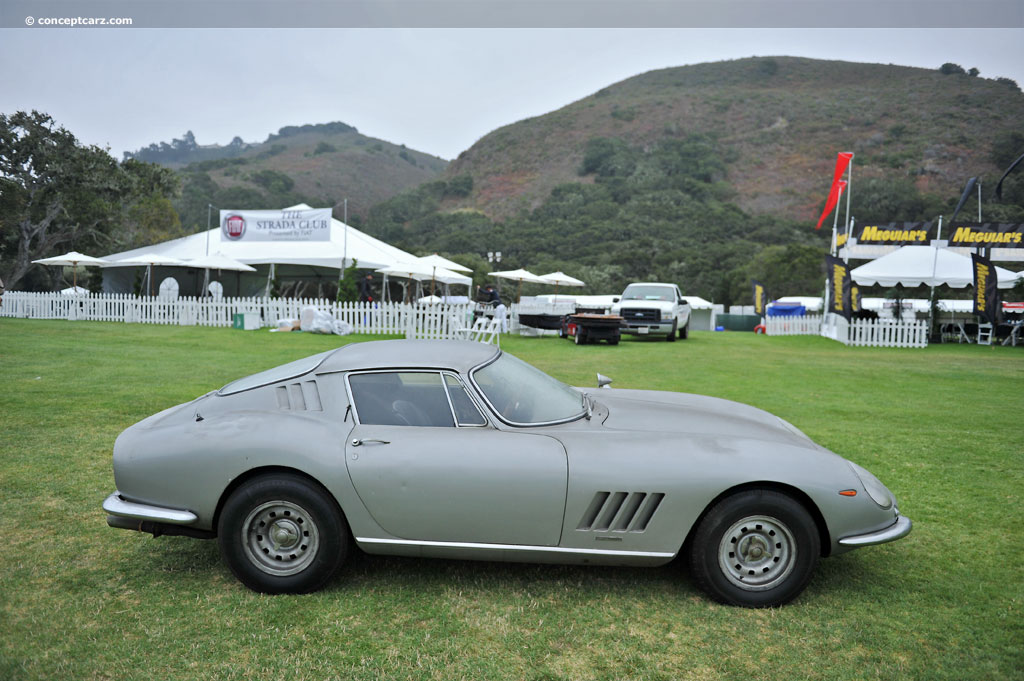 Auction Results And Sales Data For 1966 Ferrari 275 Gtb