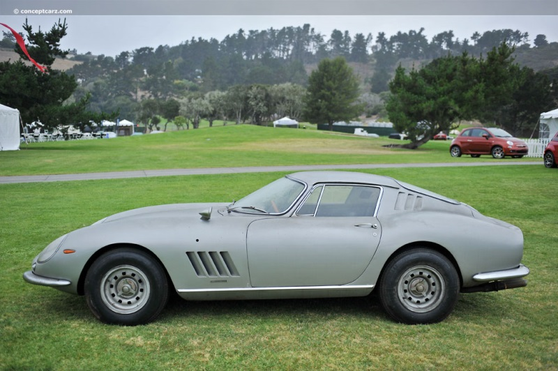 1966 Ferrari 275 GTB Image. Chis number 08163. Photo 54 of 68