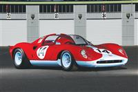 1966 Ferrari 206 S image.