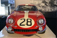 1966 Ferrari 275 GTB Competition.  Chassis number 09079