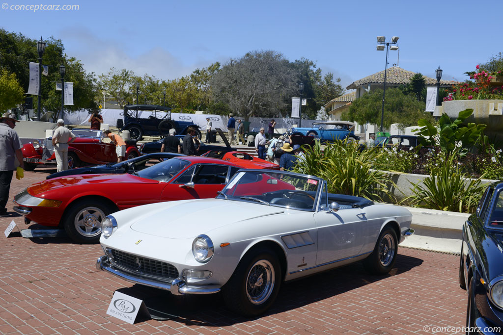 Auction Results and Sales Data for 1966 Ferrari 275 GTS