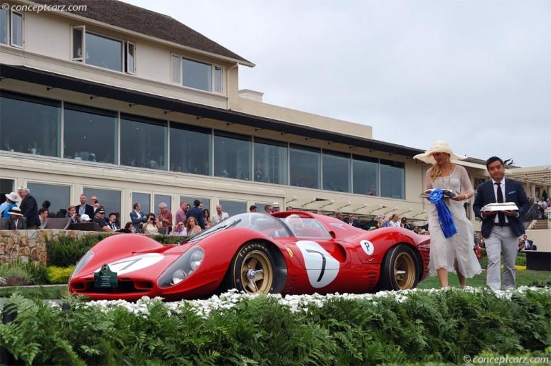 1966 Ferrari 330 P4 Conceptcarz Com