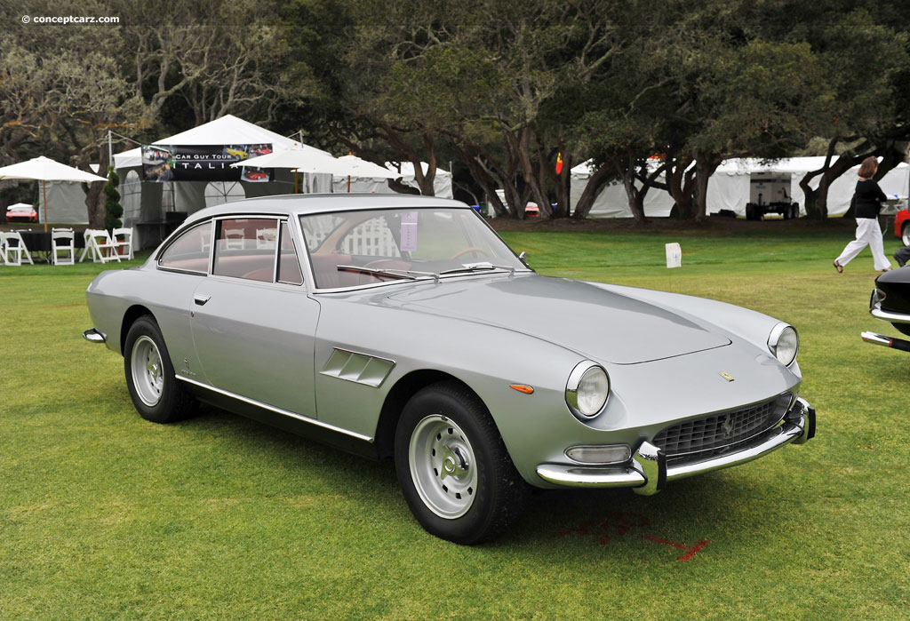 Auction Results And Sales Data For 1966 Ferrari 330 Gt