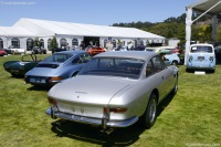 1966 Ferrari 330 GT.  Chassis number 8361