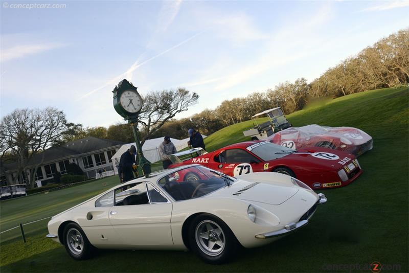 1966 Ferrari 365 P