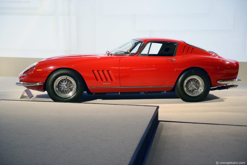 1967 Ferrari 275 GTB/4 Image. Chassis number 10257. Photo 86 of 323