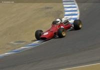 1967 Ferrari 312 F1.  Chassis number 312-0003