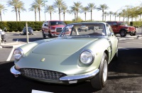 1967 Ferrari 330 GTC.  Chassis number 9983