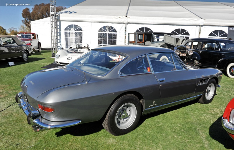 1967 Ferrari 330 Gt 2 2 Chassis 9675 Engine 9675