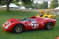 1967 Ferrari 330 P3/4 image.