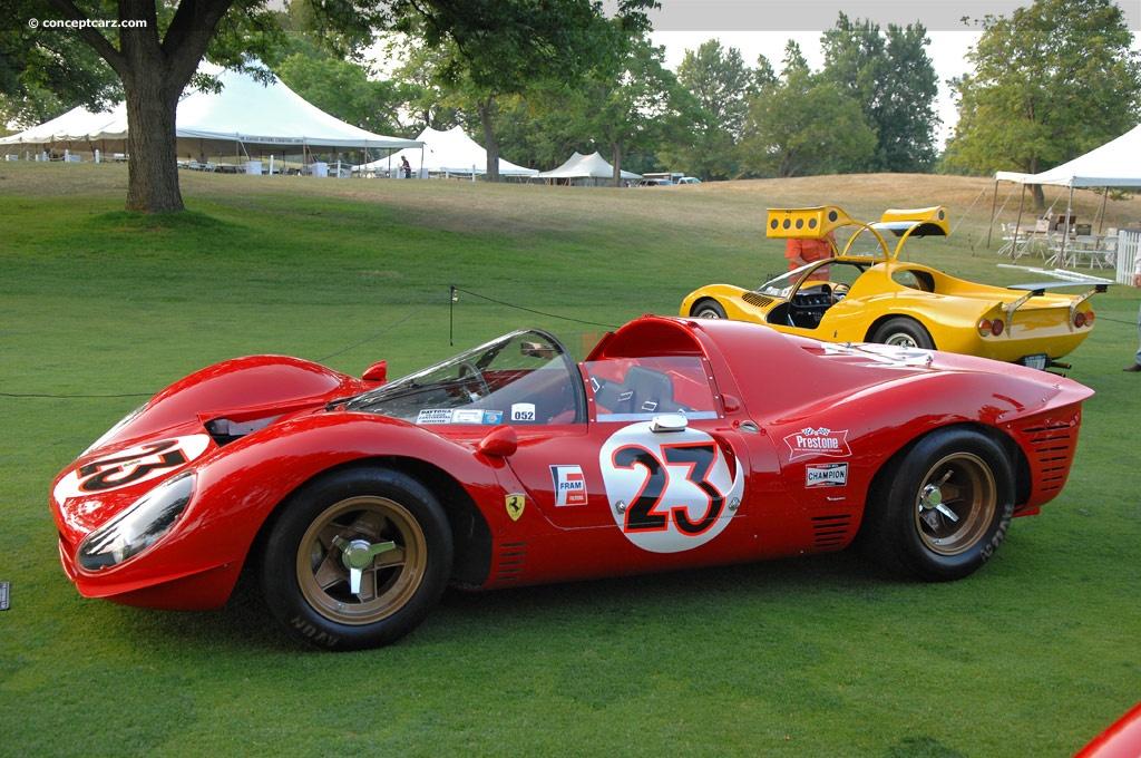 1967 Ferrari 330 P3 4 Conceptcarz Com