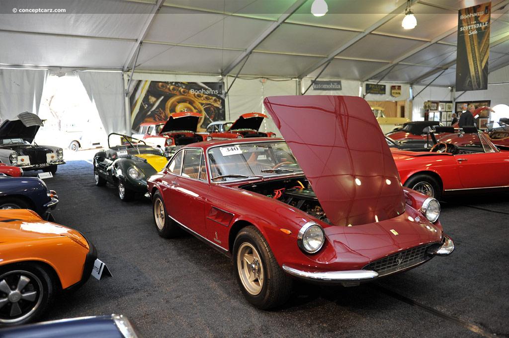 1967 Ferrari 365 GTC Prototipo