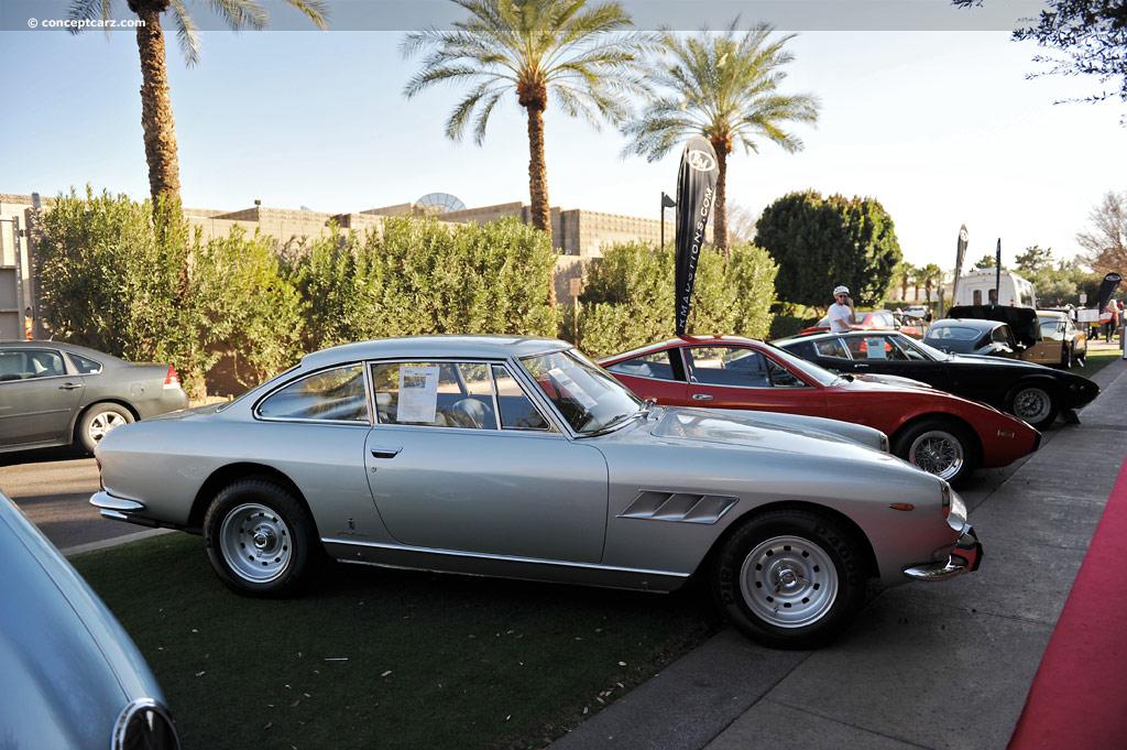 1967 Ferrari 330 Gt 2 2 Conceptcarz Com