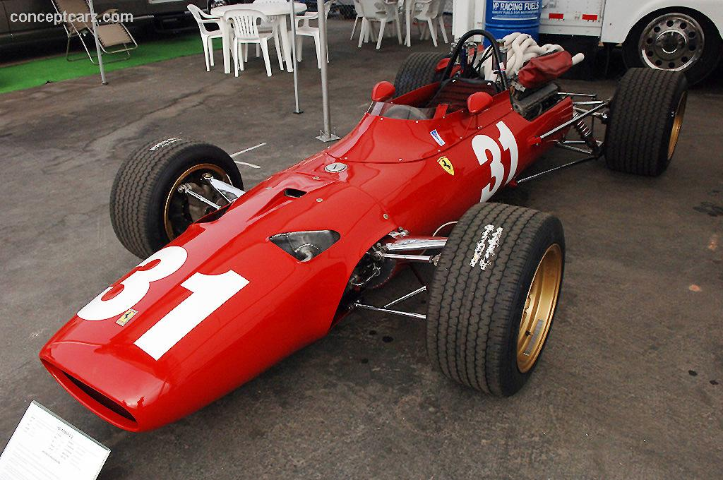 1967 ferrari 312 f1 history pictures sales value research and news. Black Bedroom Furniture Sets. Home Design Ideas