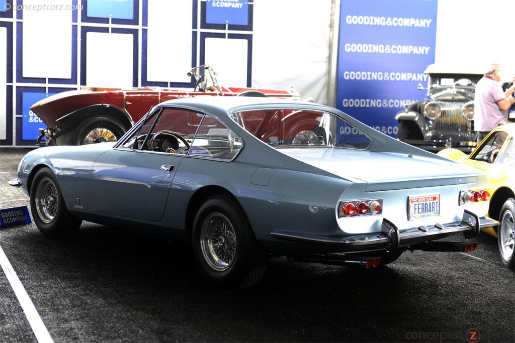 1967 Ferrari 330 Gtc Speciale Conceptcarz Com