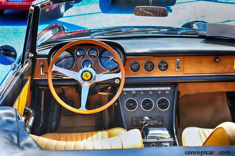 1967 Ferrari 330 GTS