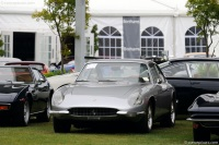 1968 Ferrari 365 GT 2+2.  Chassis number 11649