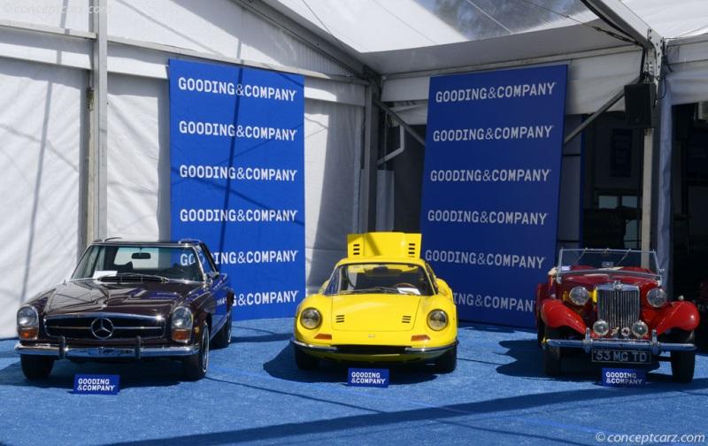 1968 Ferrari 206 Dino GT