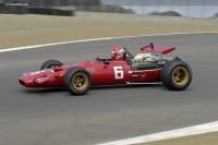 1969 Ferrari 312 F1.  Chassis number 017