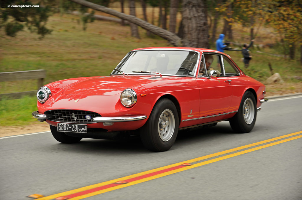 Auction Results and Sales Data for 1969 Ferrari 365 GTC