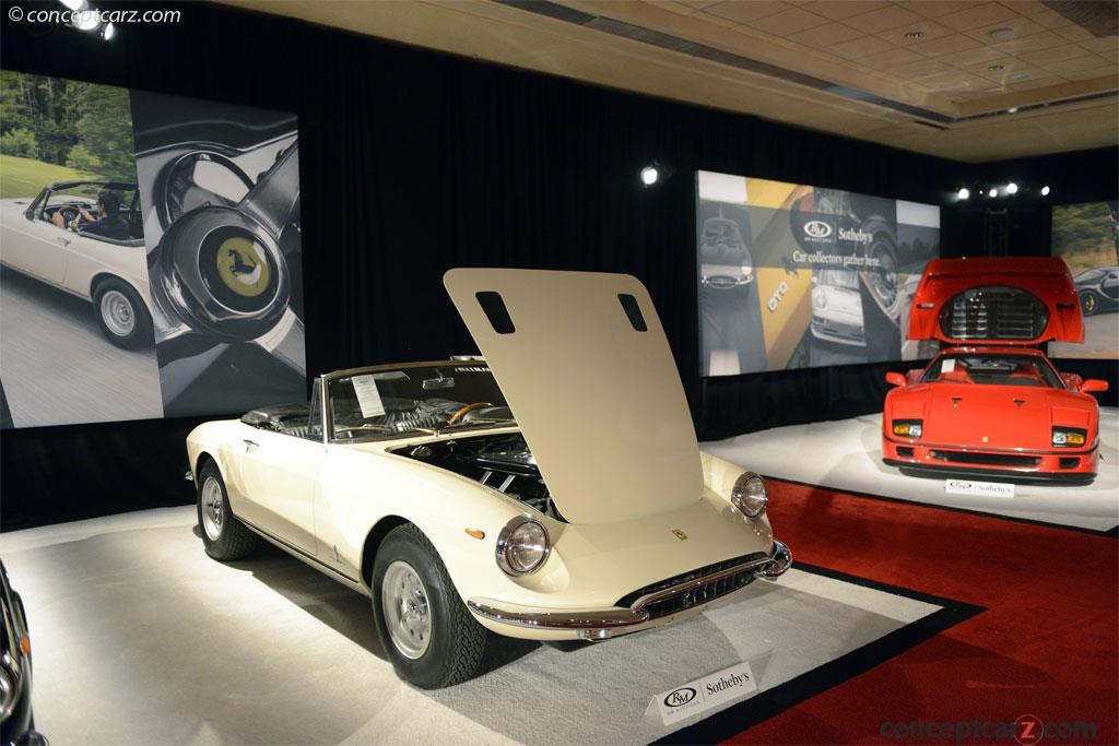 1969 Ferrari 365 GTS